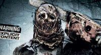 A distribuidora Lighting Pictures alterou o título de outro slasher e o lançou com uma capa que lembra muito o Leatherface original