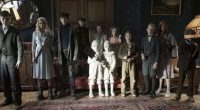 Burton descaracteriza uma obra que parece ter sido escrita por ele para Guillermo del Toro adaptar!