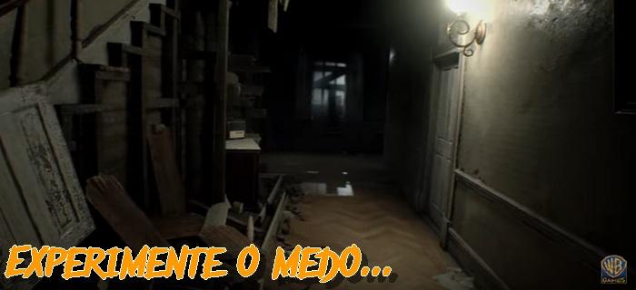 Jogo inspirado em Resident Evil 7 prepara você para o medo!