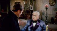 Jack Nicholson e Boris Karloff contracenam em cenários góticos magníficos, nesta produção de Roger Corman!