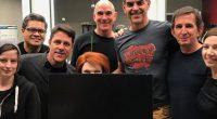 O pai do boneco divulgou uma nova imagem dos bastidores do novo filme, Cult of Chucky!