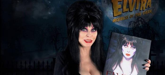 Elvira lança livro com mais de 300 fotos
