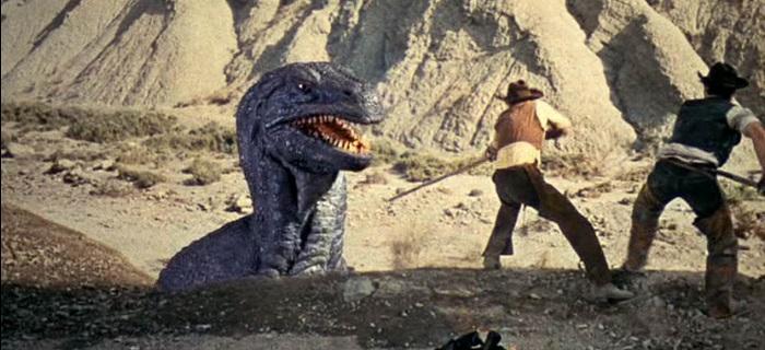 O Vale Proibido (1969)