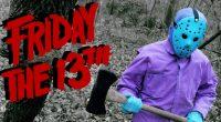 O diretor Michael Ramova se inspirou no jogo que trazia um Jason vestido de roxo e com uma máscara azul