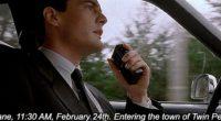 Dia 24 de fevereiro às 11h30 da manhã, a data oficial de quando o Agent Cooper chegou à cidade de Twin Peaks