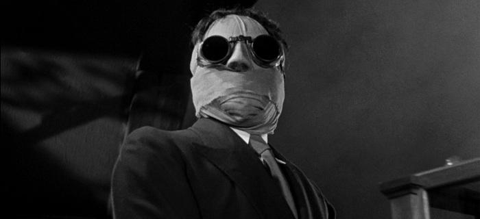 O Homem Invisível (1933)