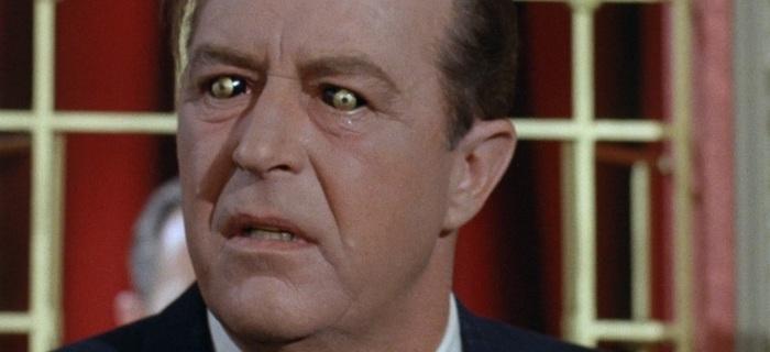 O Homem dos Olhos de Raio-X (1963)