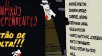Álbum traz sete histórias em quadrinhos de vampiros em uma coletânea por diversos autores independentes