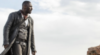 Idris Elba e Matthew McConaughey divulgaram os vídeos em uma troca de tweets