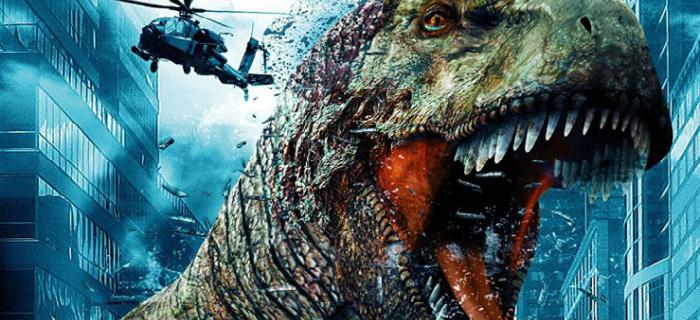 Zombiesaurus trará um T-Rex zumbi para os amantes de bagaceiras!