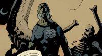 O universo de Hellboy se expande mostrando como o mundo reage após a morte do herói.
