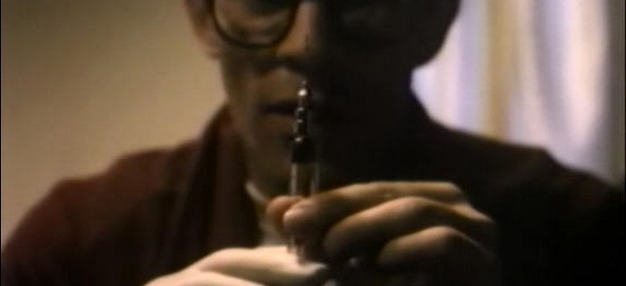Um Maníaco Invisível (1990)
