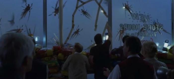 Novo trailer da série The Mist está infestado de insetos