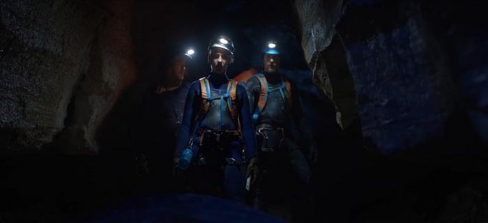 A Caverna (2016)