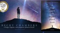 Livro de Becky Chambers é o primeiro do gênero ficção científica na linha DarkLove da editora