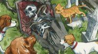 O premiado quarto título da editora apresenta animais de estimação envolvidos com casos sobrenaturais