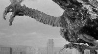 Professor com medo de altura deverá derrotar um pássaro gigante em seu habitat natural