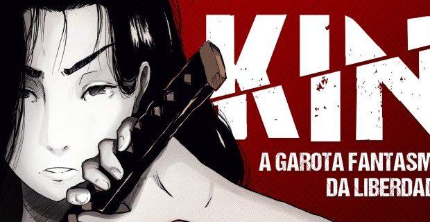 Criada pelo roteirista G. Profeta e pelo ilustrador Fabio Vieira, KIN deve ser lançada no início de 2018