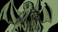 A HQ é uma paródia de Hellboy com pitadas de Lovecraft e D&D