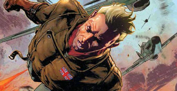 Unfollow – 140 Tipos e A Realeza – Mestres da Guerra são as novidades do selo adulto da DC Comics para este mês