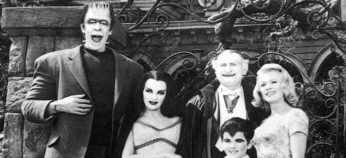A clássica série Os Monstros ganhará um reboot