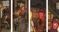 Fantasia steampunk de Rapha Pinheiro fala sobre abuso de poder e preconceito