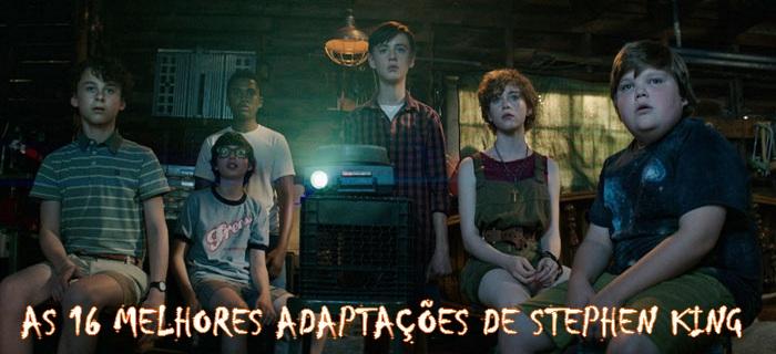 As 16 Melhores Adaptações de Stephen King para o Cinema