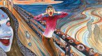 Junji Ito mostra porque se tornou uma lenda dos mangás de horror com suas ideias absurdas e grotescas.