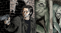 Celebrada HQ italiana mistura horror, suspense e aventura policial