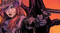 """A Ruiva está de volta! Estrela da série """"The Few and Cursed"""" continua sua caçada aos Corvos de Mana'Olana em mais duas novas edições e reimpressão da revista #1"""