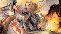 HQ de Ton Gomes acompanha uma guerreira nortenha e reúne fantasia, batalhas e mitologia