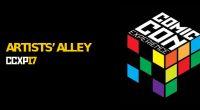 Confira o nosso guia para garimpar o melhor do horror no Artist's Alley da Comic Con Experience