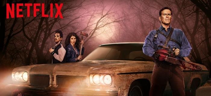 Primeira temporada de Ash vs. Evil Dead entra no catálogo da Netflix
