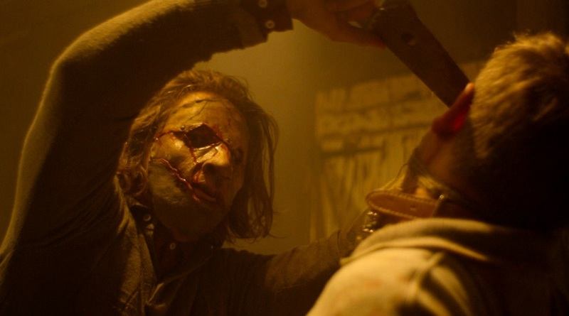 Em Cannibal Farm o legado de Leatherface inspirou admiradores