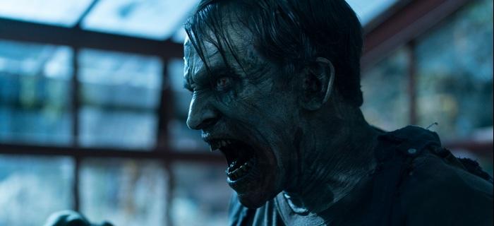 Bub e zumbis corredores no trailer do novo Dia dos Mortos