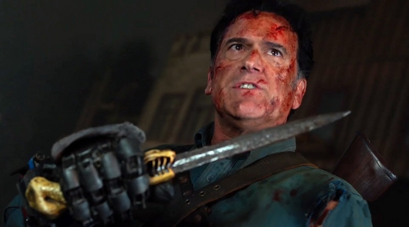 Do menor ao maior Deadite, chega a nova temporada de Ash vs Evil Dead