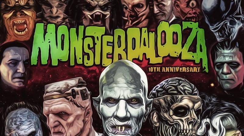 Monsterpalooza chega a sua décima edição