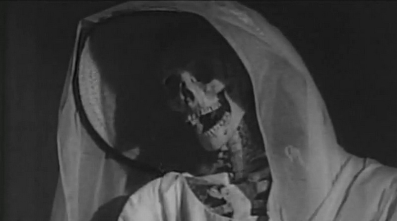 O Grito da Caveira (1958)