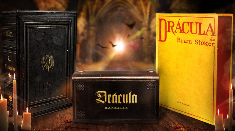 DarkSide Books lança Drácula de Bram Stoker em setembro