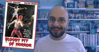 Horreviews #70: Bloody Pit of Horror (1965)