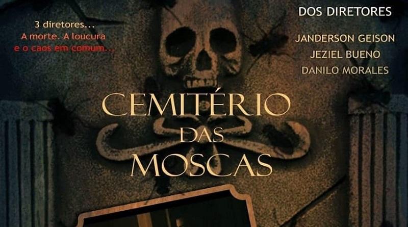 Três diretores se reúnem no longa antológico Cemitério das Moscas