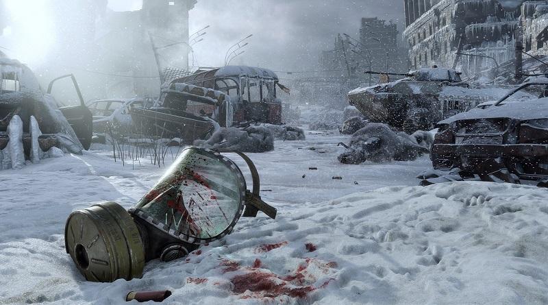 Uma Rússia pós-apocalítica dominada por mutantes e cheia de terrores em Metro Exodus