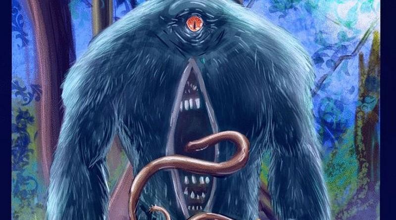 O Monstro - HQ resgata importante lenda do folclore brasileiro