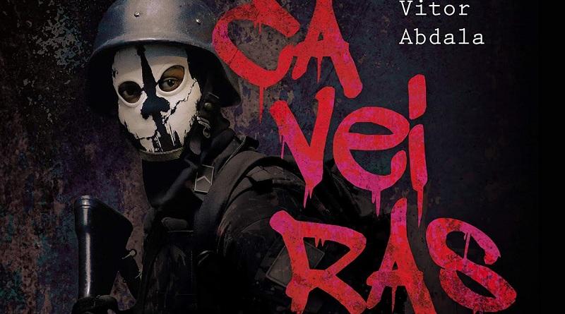 Vitor Abdala mistura suspense policial e terror em Caveiras – Toda Tropa tem seus Segredos