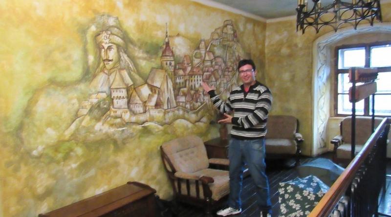 A linda e misteriosa Transilvânia