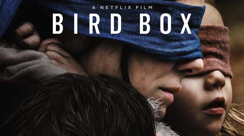 Suspense Bird Box, da Netflix, marca presença na CCXP 2018