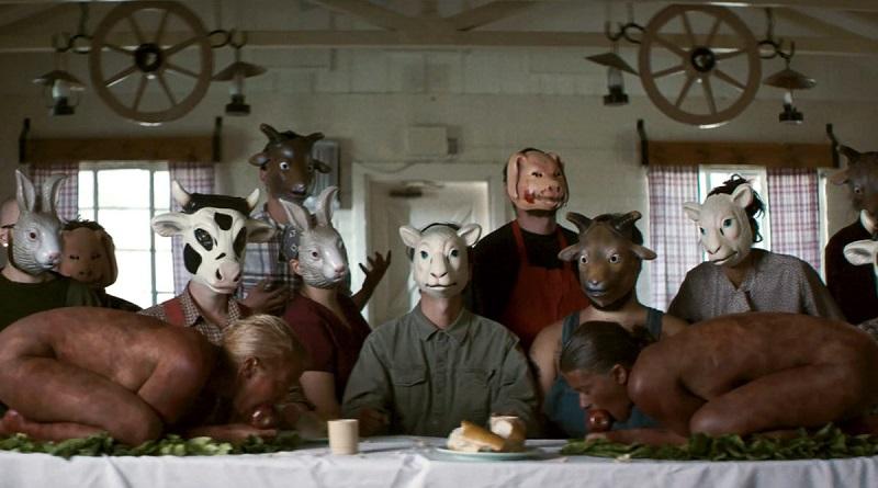 Você é o prato principal em The Farm