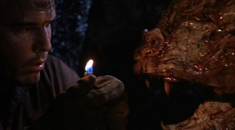A Criatura do Cemitério (1990)