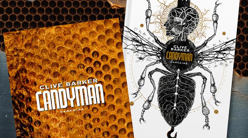 DarkSide Books lança Candyman, de Clive Barker, no ano que vem