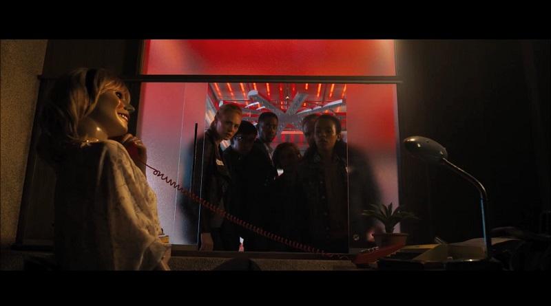 Um jogo de fuga se torna mortal no thriller Escape Room